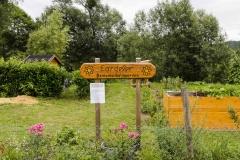 Wanderung in das Naturparkzentrum Teufelsschlucht