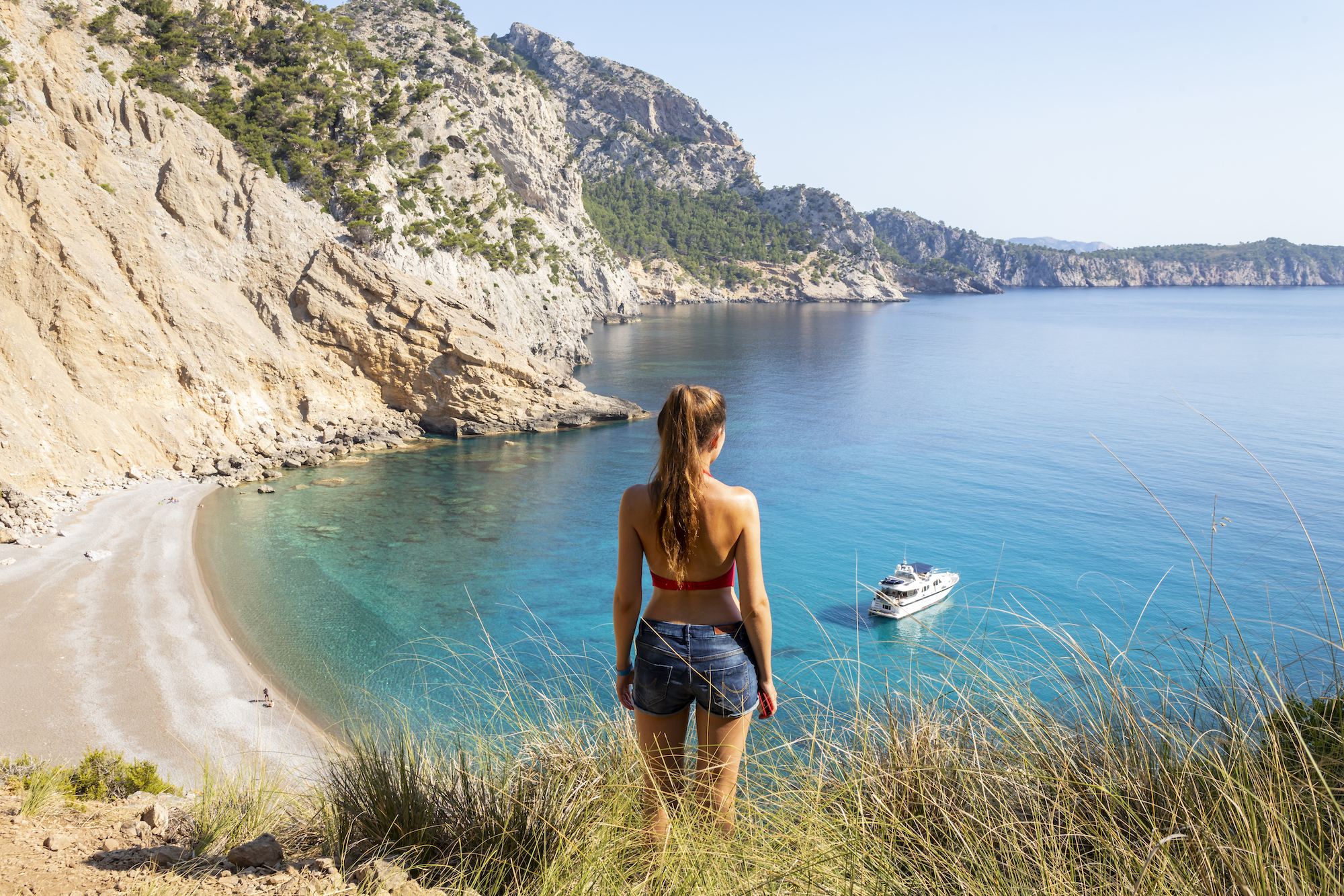 playa coll baix 2018 mallorca tr4vel.de wandern