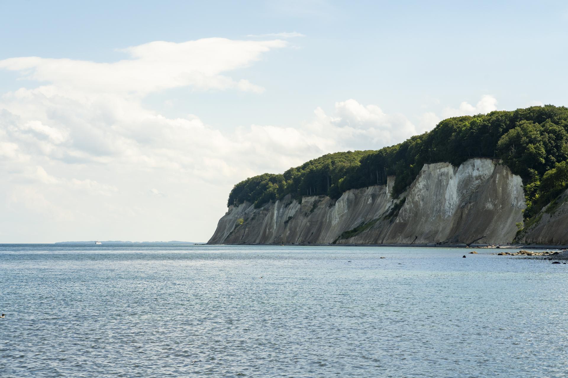 Rügen Kreidefelsen Stralsund Ozeaneum
